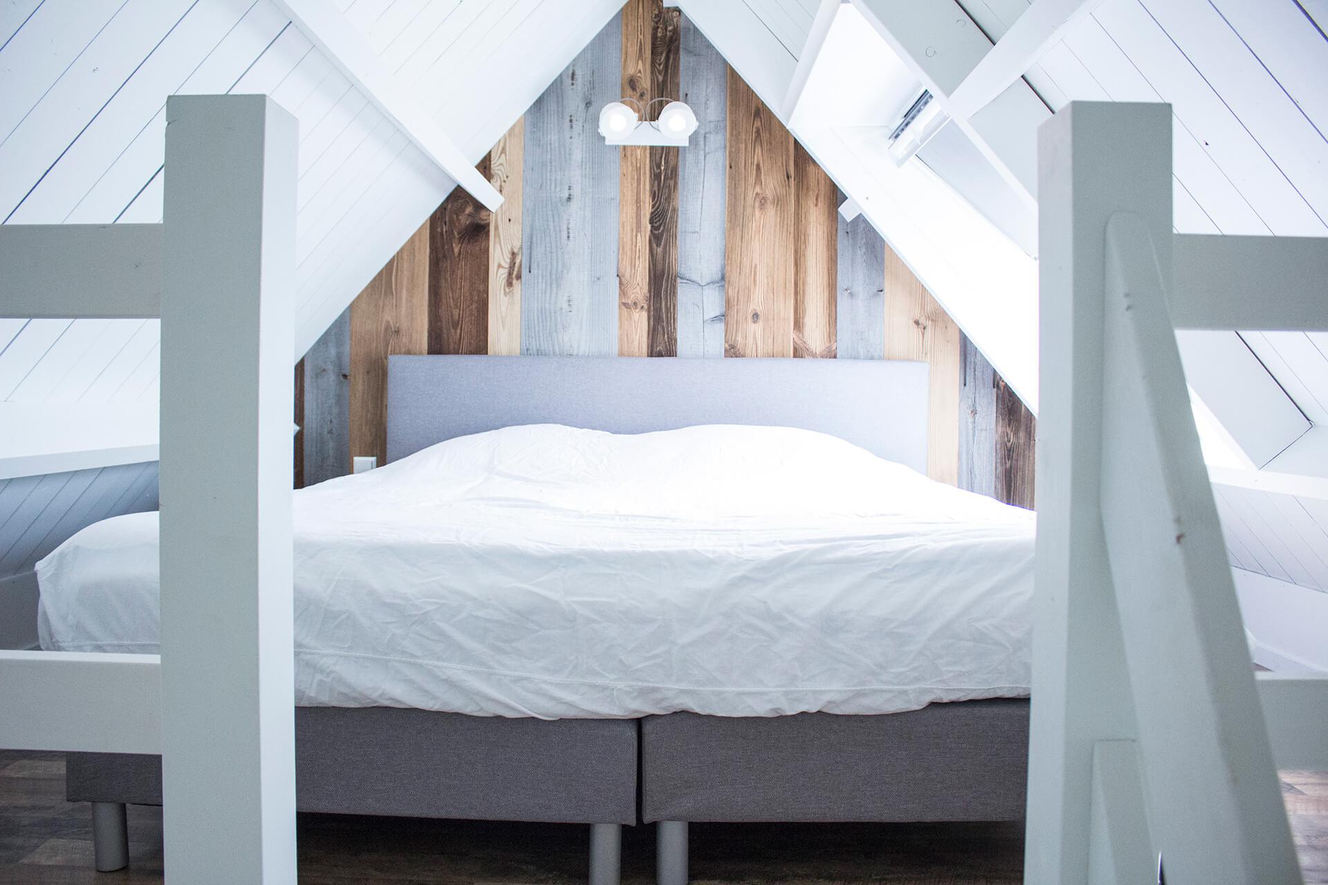 Bed & Breakfast Warmenhuizen in Bolletjescafé de Klok